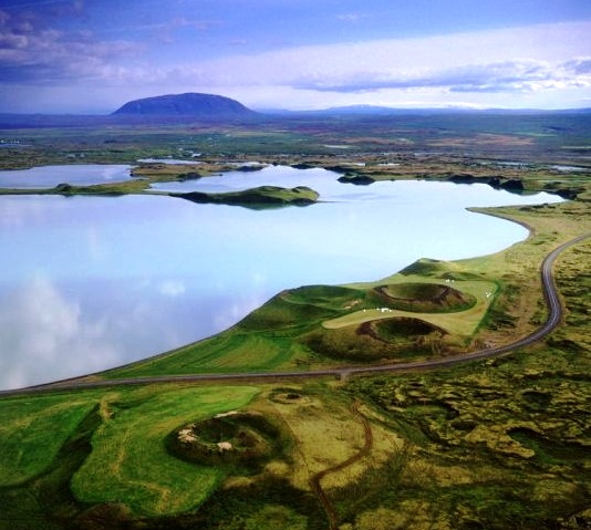 Lake Myvatn The Most Popular Touristic Attractions In