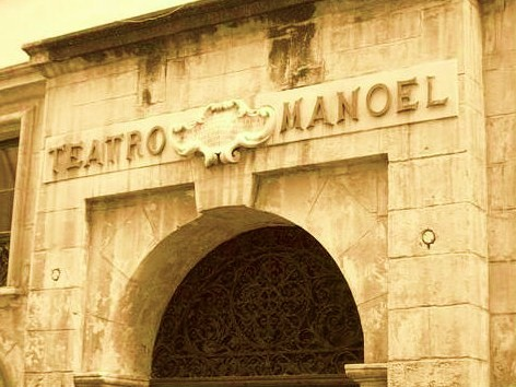 Manoel Theatre - Exterior view