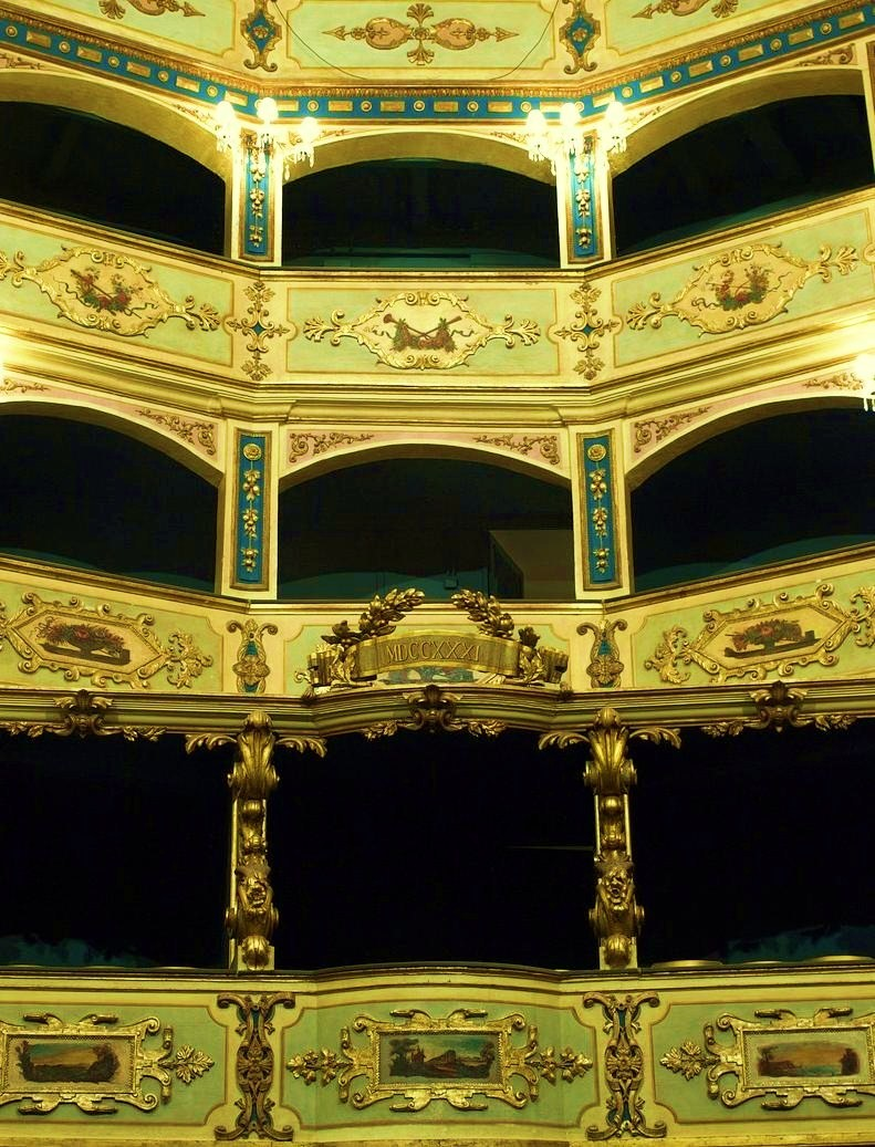Manoel Theatre - Inside view