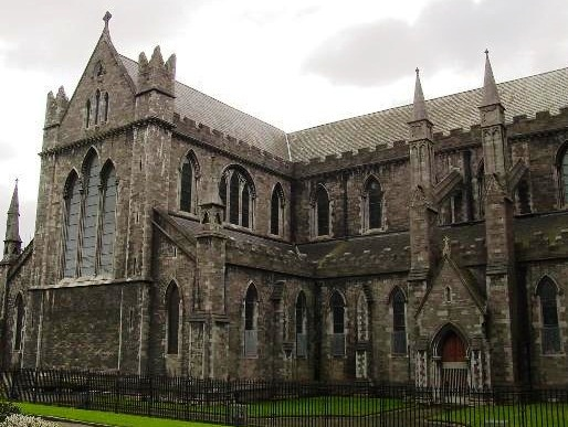 St. Patrick Cathedral - Exterior view