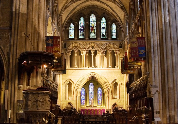 St. Patrick Cathedral - Great Interior design