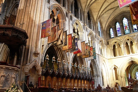 St. Patrick Cathedral - Interior design