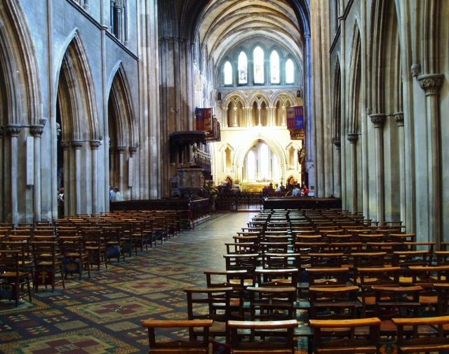 St. Patrick Cathedral - Interior view
