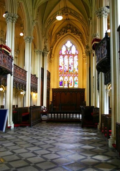 Dublin Castle - Interior Chapel