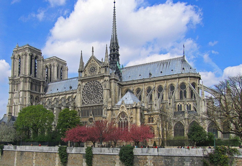 Notre Dame de Paris - General view