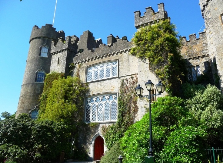 Malahide Castle - Amazing structure