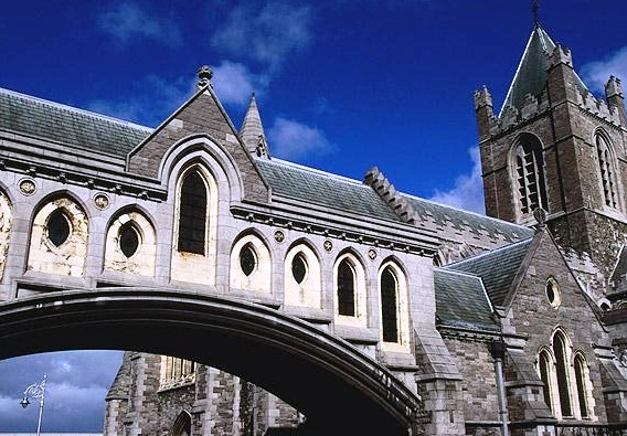 Christ Church Cathedral - Elegant bridge