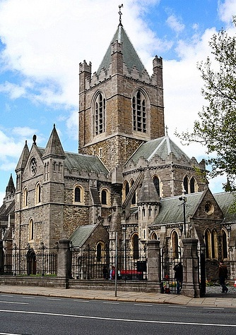 Christ Church Cathedral - Exterior view