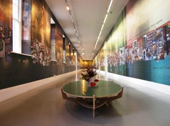 Images Irish Museum of Modern Art Interior exhibits 11868