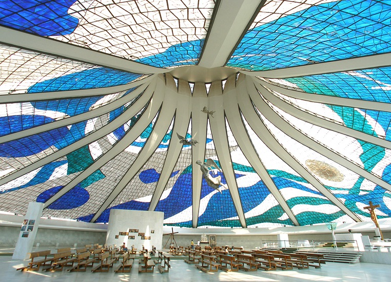 Image result for Cathedral of Brasilia (Brazil)