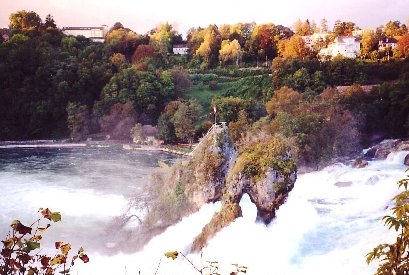 Rhine Falls - Amazing view