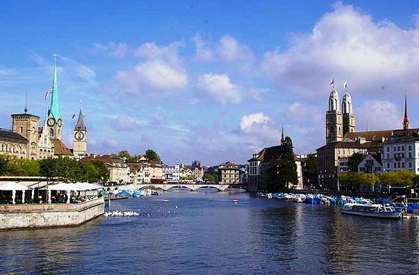 Zürich - Beautiful place
