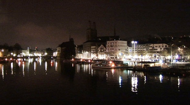 Zürich - Night view