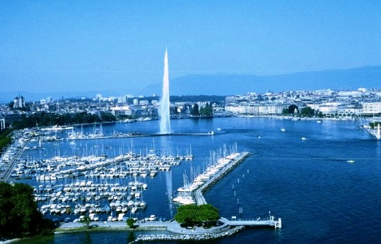 Geneva The Most Popular Places To Visit In Switzerland