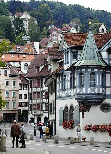 st gallen the most popular places to visit in switzerland. Black Bedroom Furniture Sets. Home Design Ideas