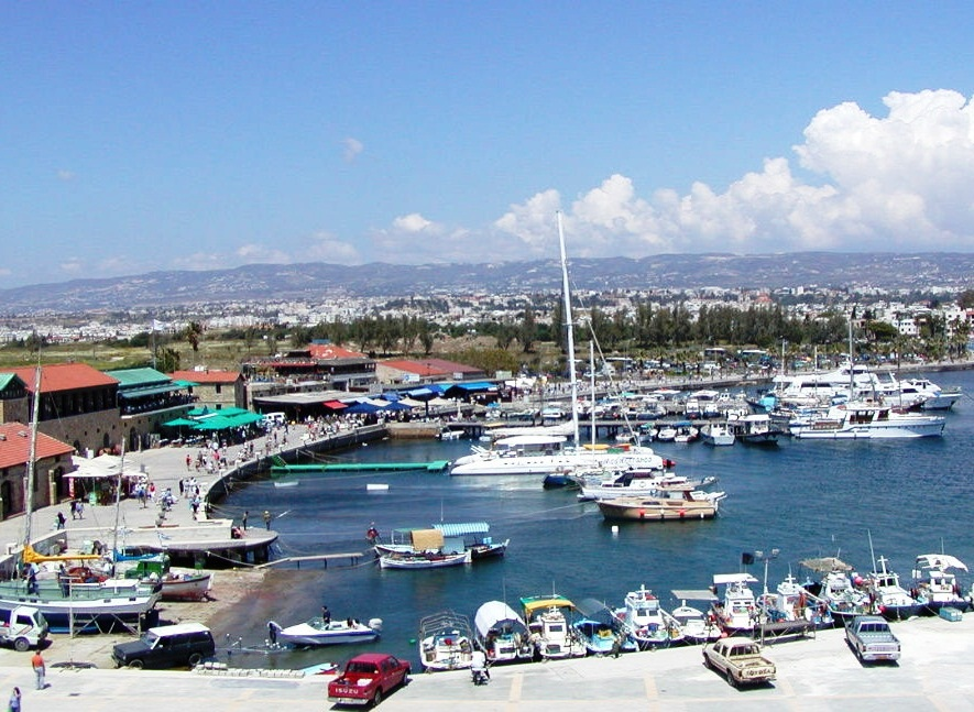 Paphos - Relaxing place