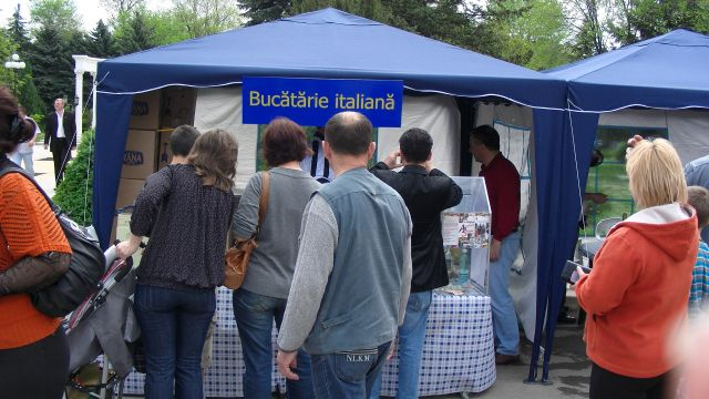 Bălţi - European Day 14th of May 2011