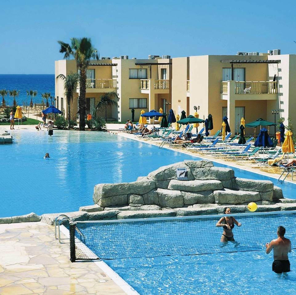 Ayia Napa - resort in Cyprus. Attractions, hotels 38