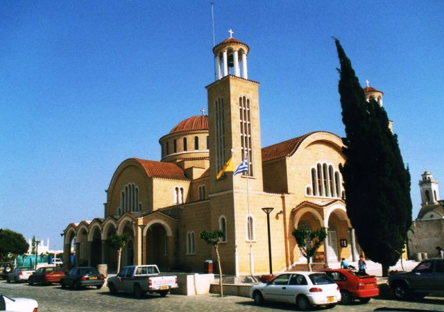Paralimni - Local Church