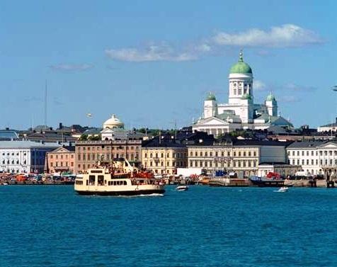 Helsinki Attractions Gallery