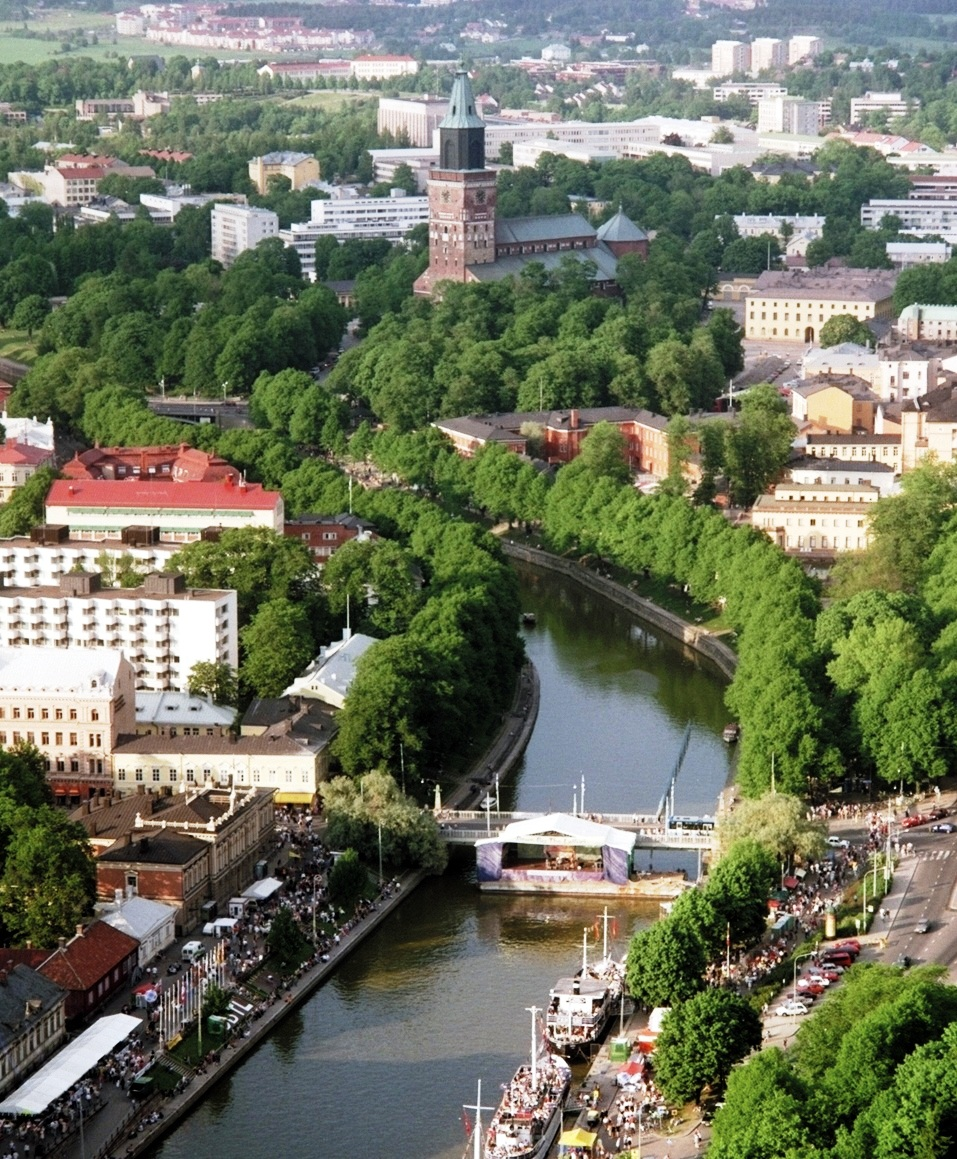 Turku - Fantastic view