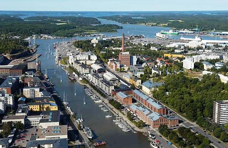 Turku Population