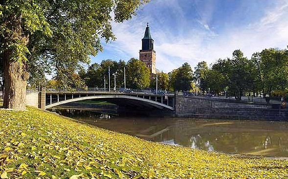 Turku - Relaxing place