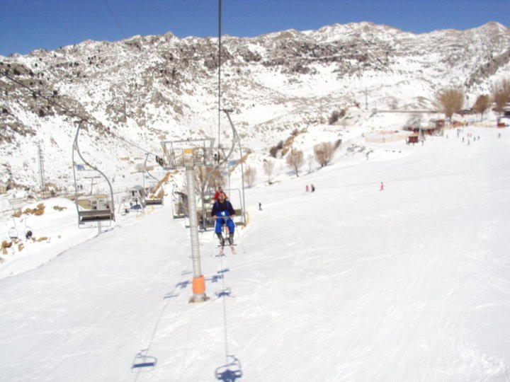 Lebanon-one of the best touristic attractions of the world - Lebanese ski resorts