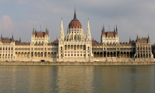 Budapest-a truly capital city - A breathtaking city view
