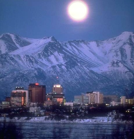 Anchorage The Best Places To Visit In Alaska Usa