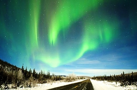 Fairbanks - Aurora Borealis