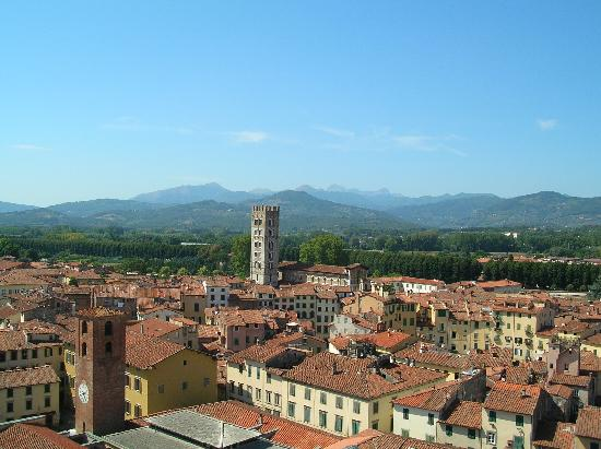 Lucca - Lucca general view