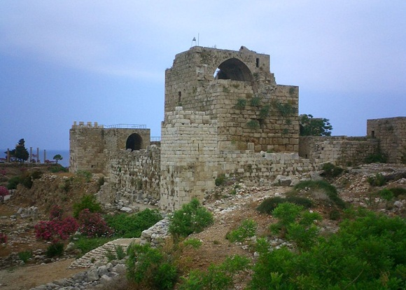 Byblos-one of the top travel places in 2011 - The Castle