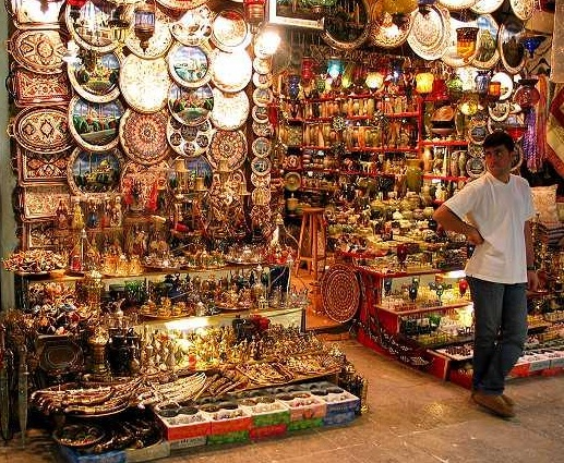 Istanbul-European Capital of Culture - The Grand Bazaar