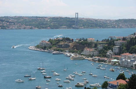 Istanbul-European Capital of Culture - Wonderful view