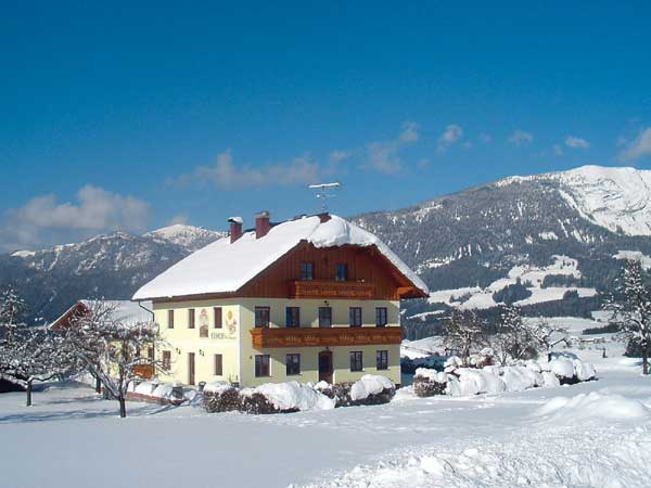 Dachstein-West and Lammertal - General View of the resort