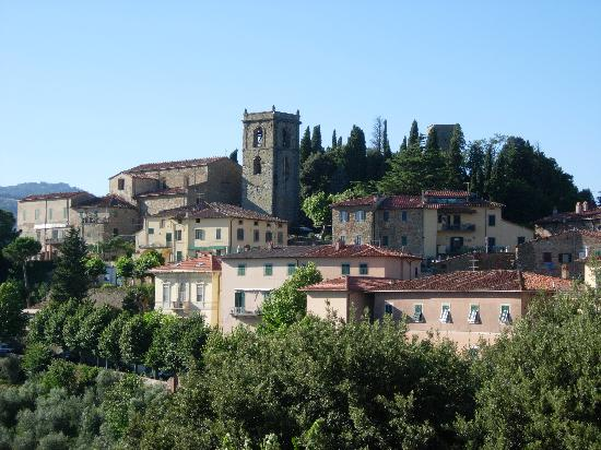 Montecatini Terme - General view of the city