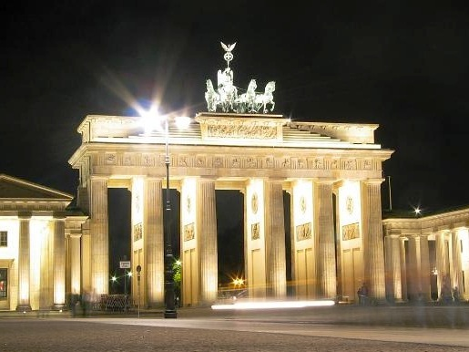 Berlin - Bradenburg Gate