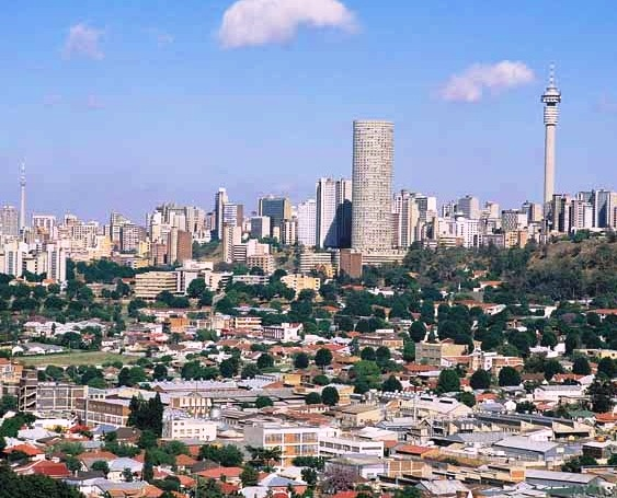 Johannesburg - Great view