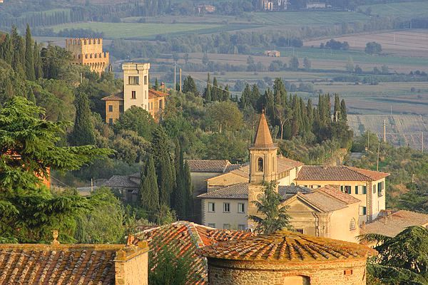 Cortona - Beautiful city of Cortona