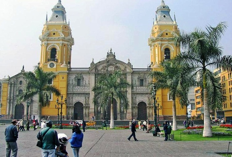 Lima - Great Cathedral