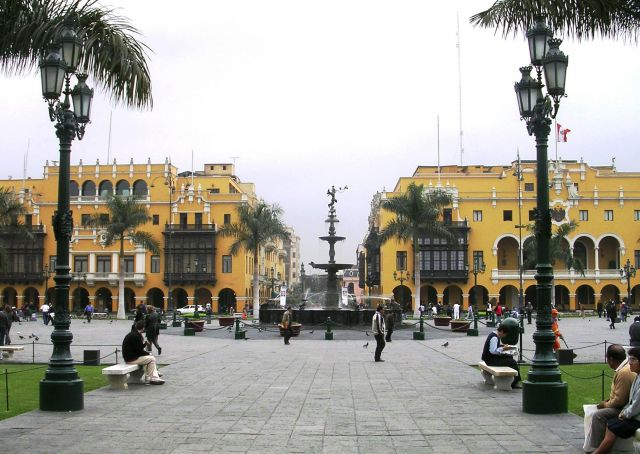 Lima - Relaxing place