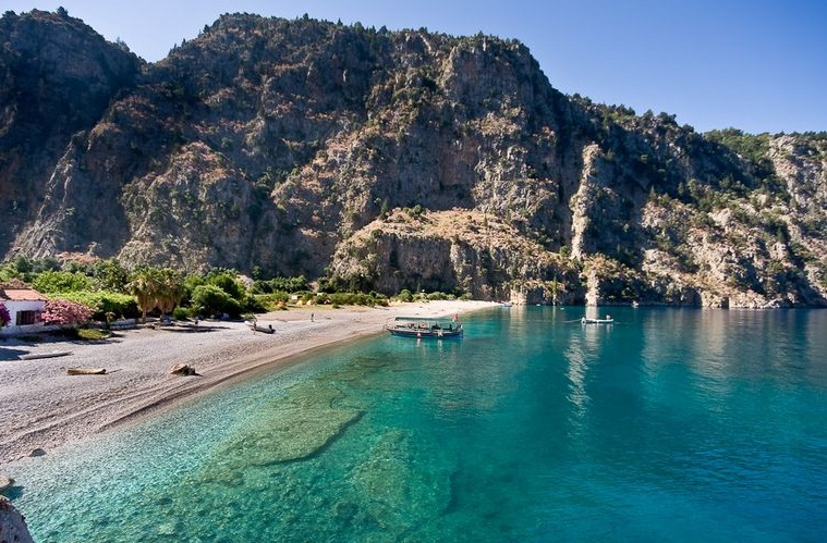 The Butterfly Valley - Oludeniz