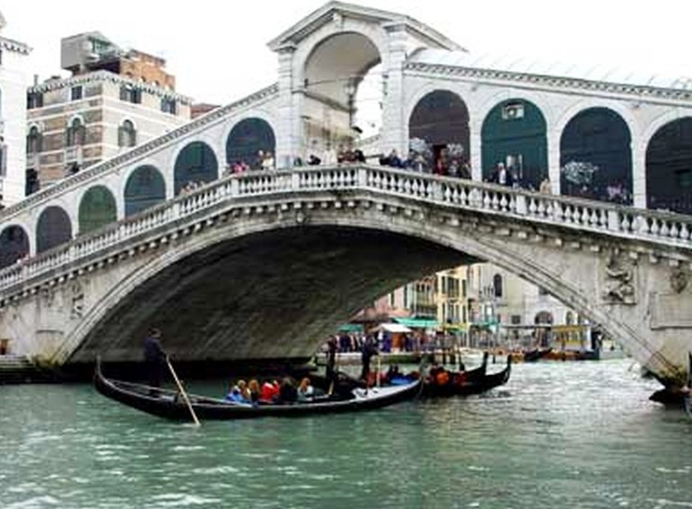 Venice - Bridge view