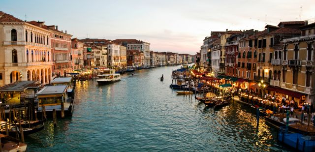 Venice - Fantastic atmosphere