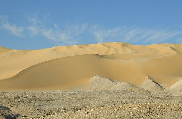 The Western Desert, Egypt-Arabian Romantic Adventure - Kharga dune