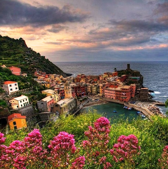 Cinque Terre - Beautiful panorama