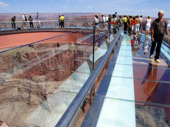Grand Canyon - Skywalk