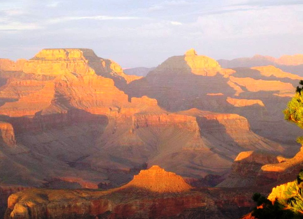 Grand Canyon - Sunset time