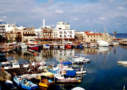 Cyprus –Aphrodite's land - Great port